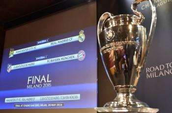 Champions League semis