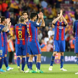 Barcelona v.s Eibar