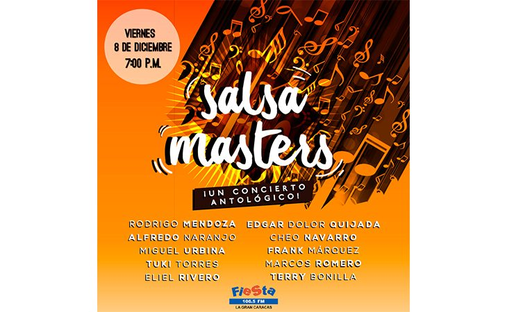 SALSA MASTERS INSTAGRAM ACT